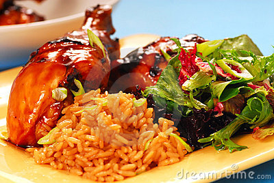 -glazed-chicken-rice-salad-6014806